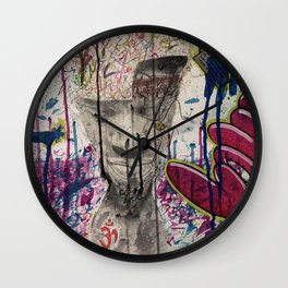 Perseverance. Wall Clock