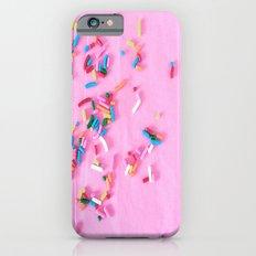 rainbow sprinkles Slim Case iPhone 6s