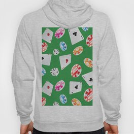 #casino #games #accessories #pattern 4 Hoody