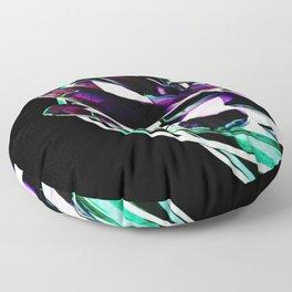 Glowing Echeveria Floor Pillow