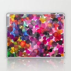 Color Dots Laptop & iPad Skin