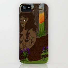 Twigs iPhone Case