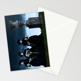 Mourning Stationery Cards