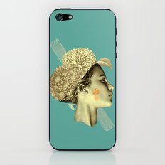 please don't leave me to remain iPhone & iPod Skin
