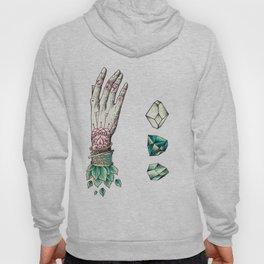 Crystal Hands Hoody