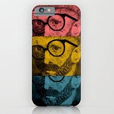 Hipster Van Gogh iPhone 6s Slim Case