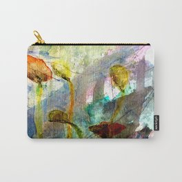 flowers on the field Carry-All Pouch