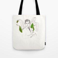 Garçon Tote Bag