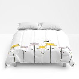 """Let it """"bee"""" Comforters"""