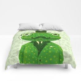 Mr. Frog Comforters