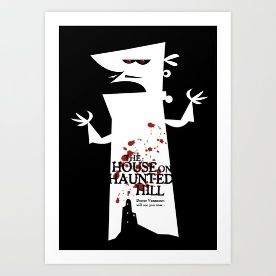 The Doctor will see you now... Art Print