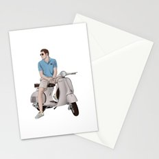 Vespa Lover Stationery Cards