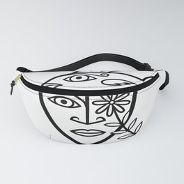 Fish Brains Fanny Pack