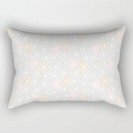 Triangle Rectangular Pillow