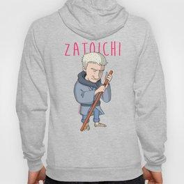 20 - ZATOICHI Hoody