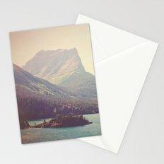 Retro Glacier Stationery Cards