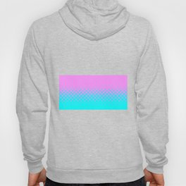 Pink to Blue Hoody