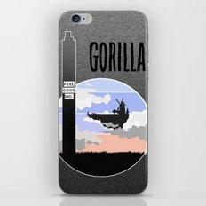 gorilaz feel good inc iPhone & iPod Skin