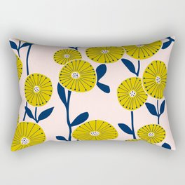 Garden Dreamer Rectangular Pillow
