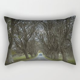 Tree Passage Rectangular Pillow