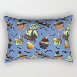 Trick-or-Treat Rectangular Pillow