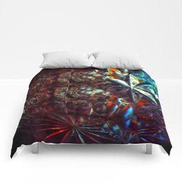 Chamber of Reflection Comforters