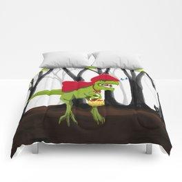 Rex Riding Hood Comforters
