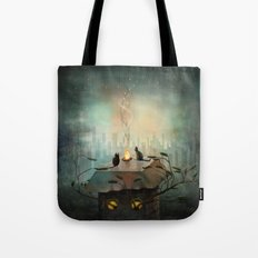 As time goes by ... Tote Bag