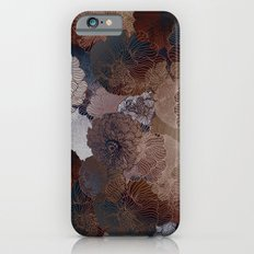 FLORAL EARTH Slim Case iPhone 6s