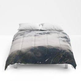 Alaska Glacier Bay National Park Comforters