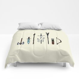 Fellowship of the arms Comforters