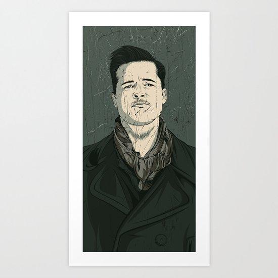 A.R. Art Print