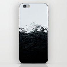 Those waves were like mountains iPhone & iPod Skin