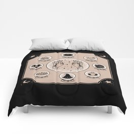 Witch Accessories Comforters