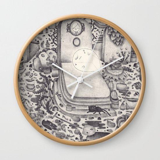 ce pauvre Richard Wall Clock