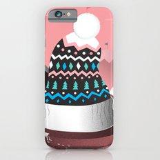 Mount Pom-Pom Slim Case iPhone 6s