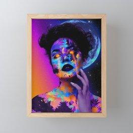 GOD NEVER LIE Framed Mini Art Print
