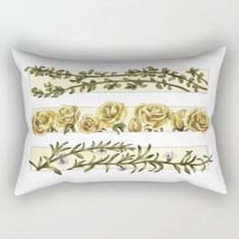 Herbal Rectangular Pillow