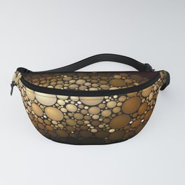 Chocolate Trail Fanny Pack