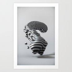 nFLOW Art Print