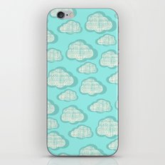 Cloudy Day iPhone & iPod Skin