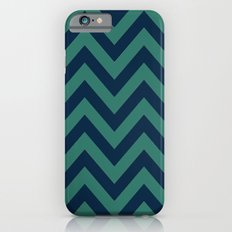 3D in Ocean Tones iPhone 6s Slim Case