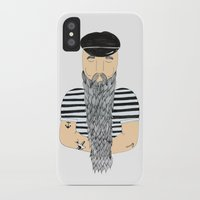 sailor iPhone & iPod Cases featuring Sailor. by WEUSEDTODANCE