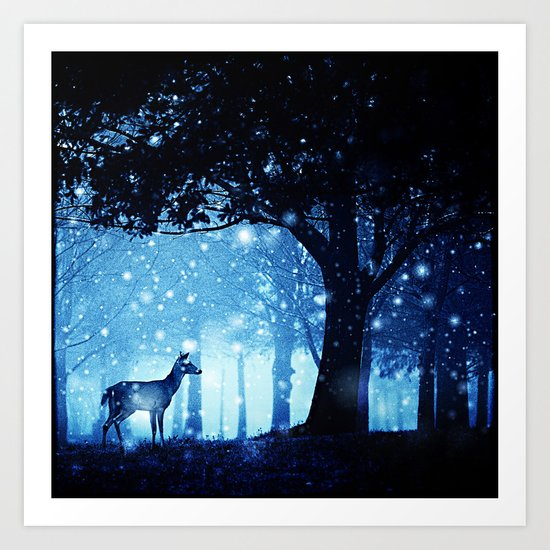 The Clearing [Square] Art Print