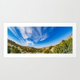 Southwestern Wonder Art Print