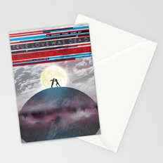 Time Has Told Me Stationery Cards