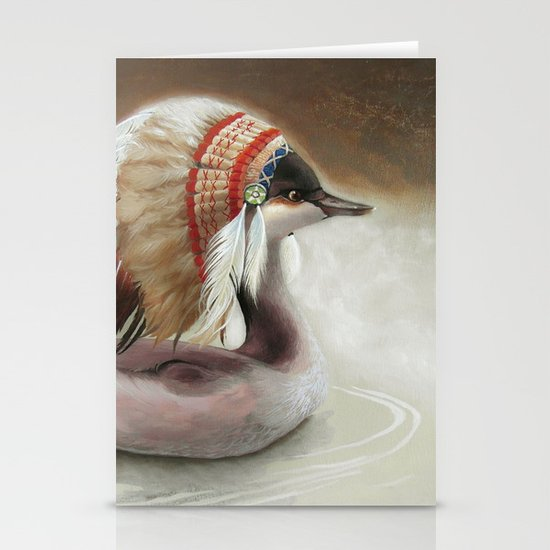 Little Duck. Stationery Cards