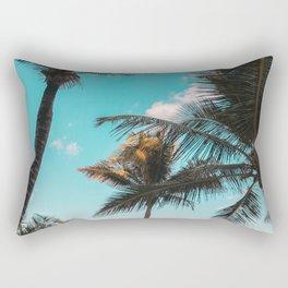 California Palms Rectangular Pillow