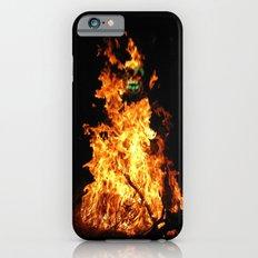 Fire demon iPhone 6s Slim Case