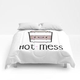Hot Mess Comforters